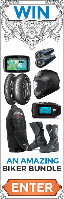 Devitt Biker Bundle Competition