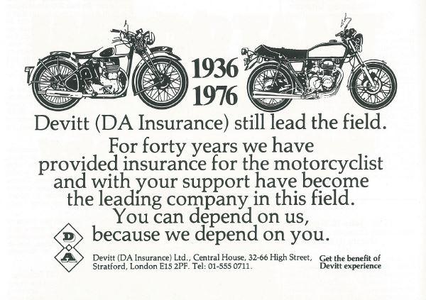 Forty Years of Devitt