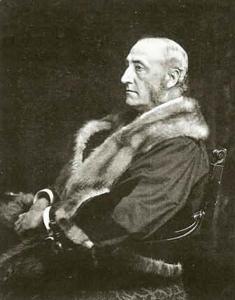 An image of Sir Thomas Lane Devitt