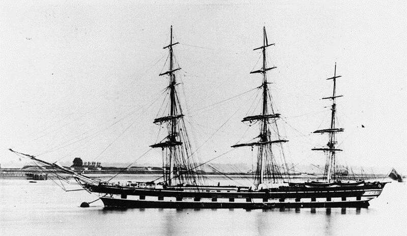 The-Parramatta-Devitt-Ship-1866