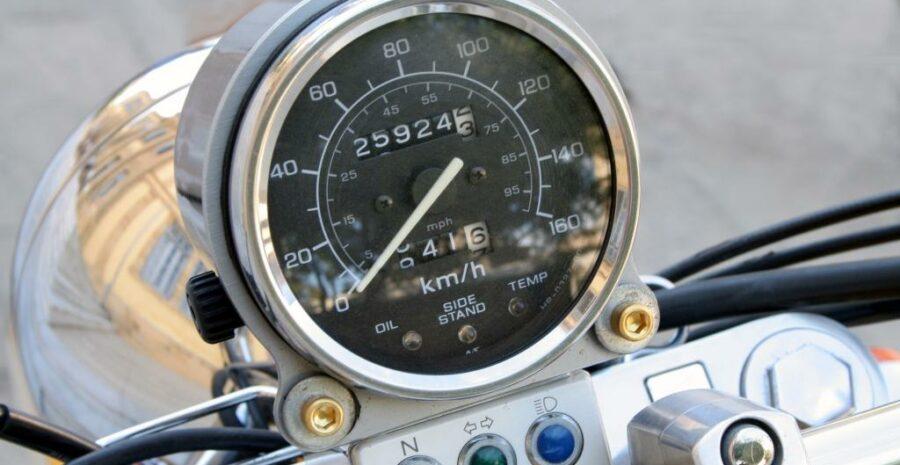 motobike-speedometer