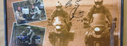 Poster signed by Charley Boorman
