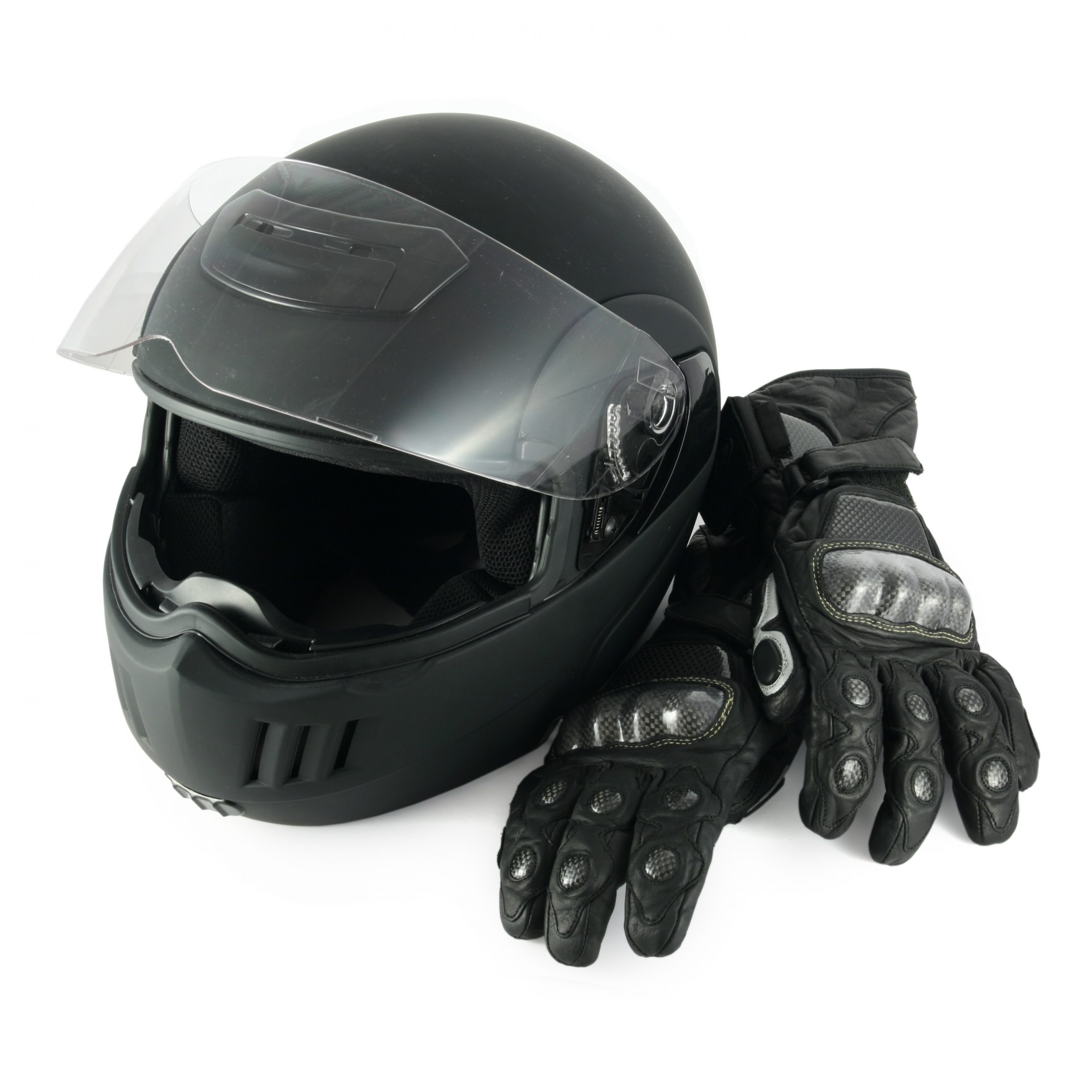 Helmet and Gloves are necessary