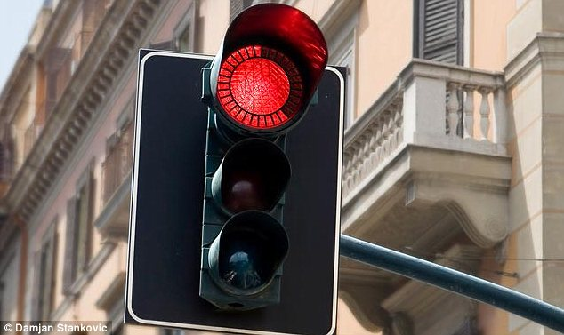 red-traffic-light
