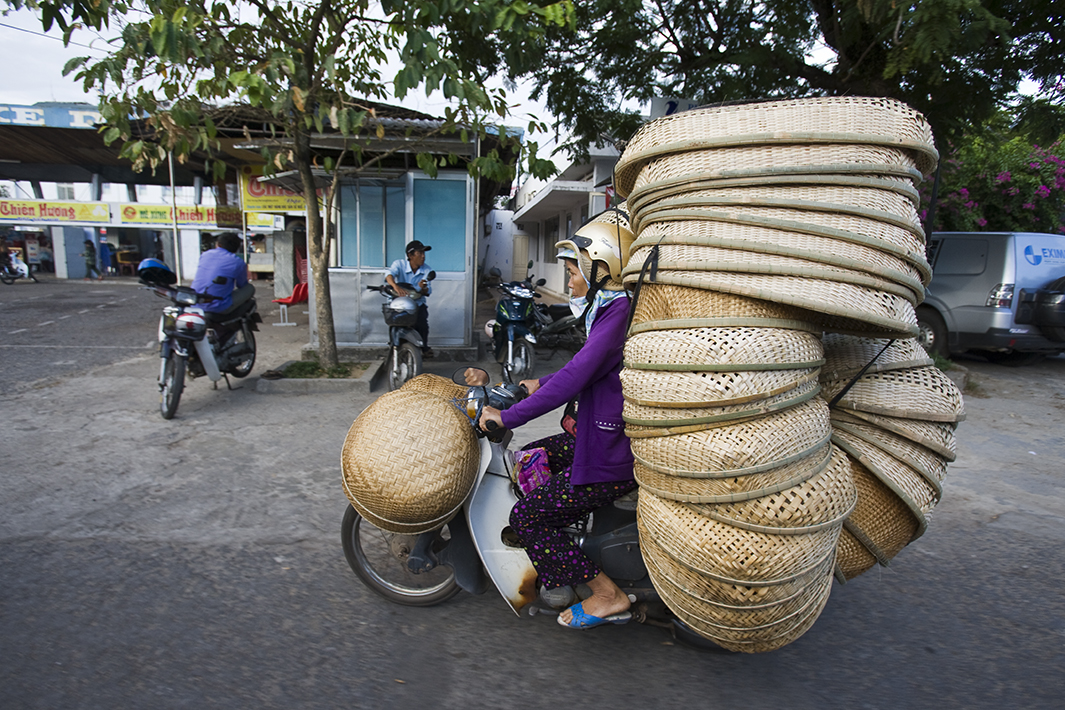 Bikes of Burden - Baskets