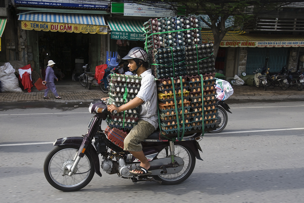 Bikes of Burden - Eggs