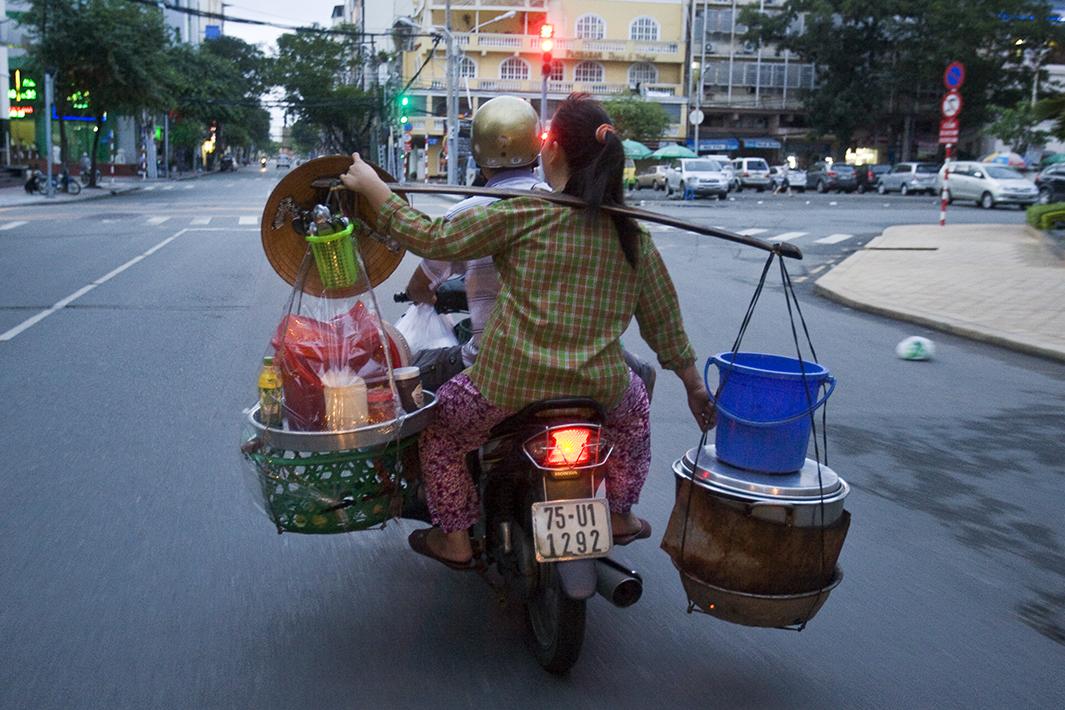 Bikes of Burden - Foodstall