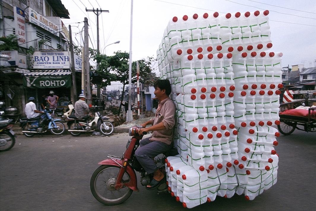 Bikes of Burden - Bottles