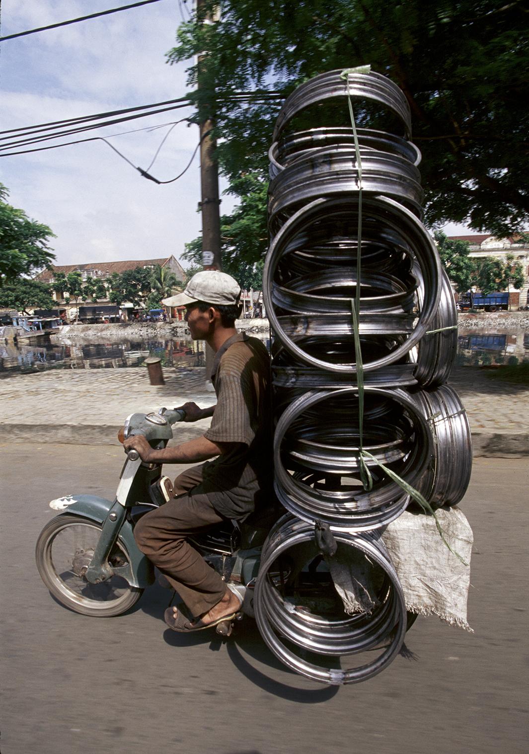 Bikes of Burden - Wheel Rims