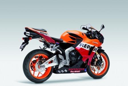 Honda CBR600RR Repsol