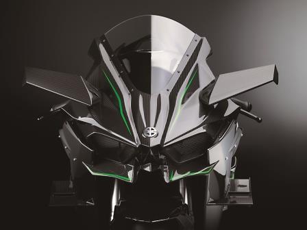 Kawasaki-Ninja-H2R