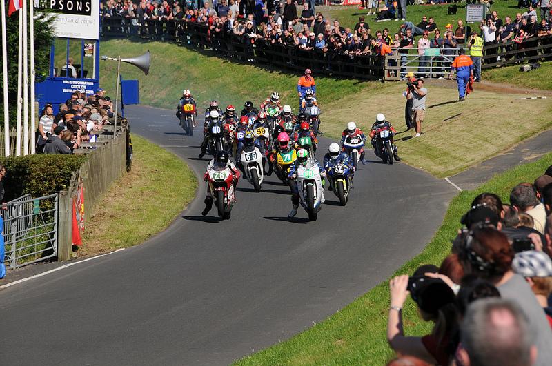 Oliver's Mount Road Racing