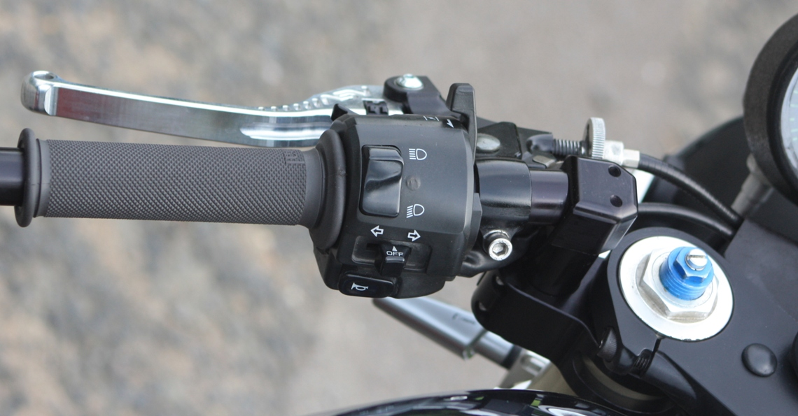 motorcycle modification Clip on