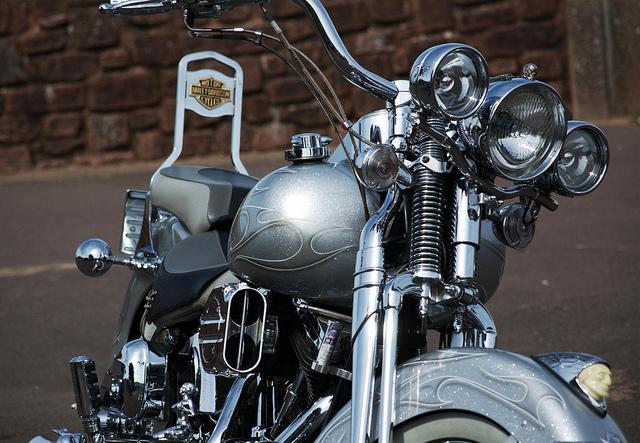 Harley-Davidson-Metallic