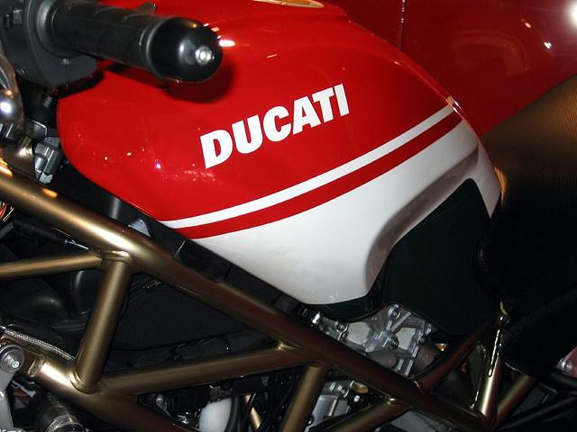Ducati Monster Logo