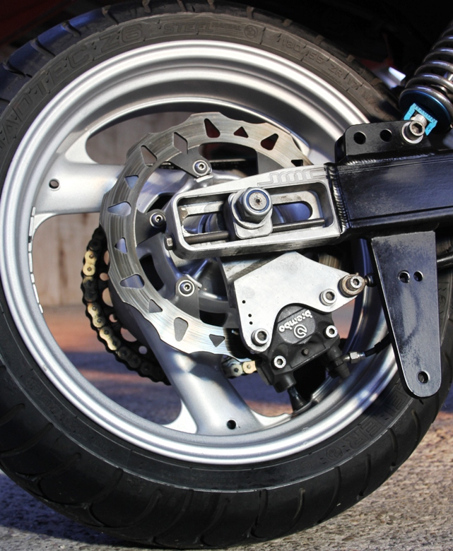 motorcycle modifications wheels