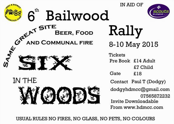 Bailwood Rally