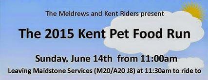 Kent Pet Food Run