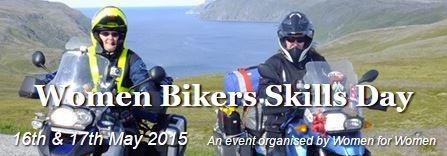 Womens biker skills day