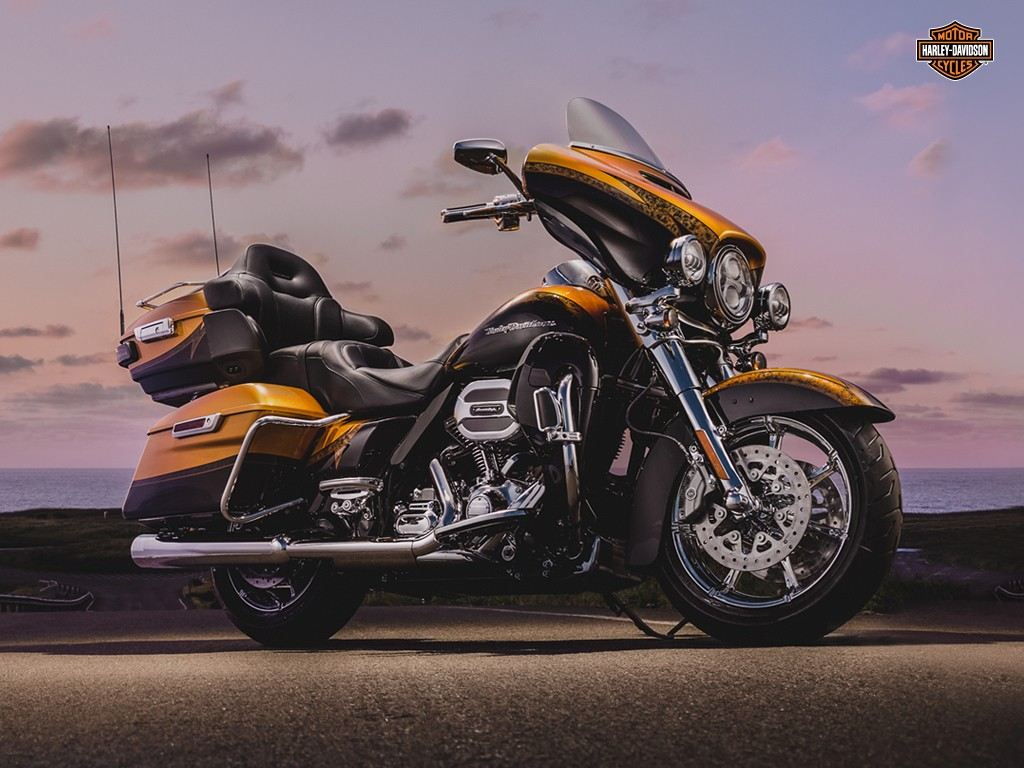 Harley-Davidson CVO Limited - image from harley-davidson.com