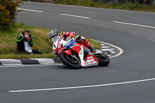 John McGuinness TT 2015
