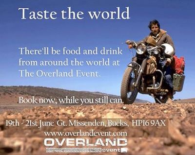 Overland Motorcycle Event