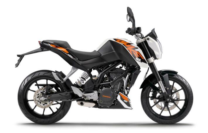 KTM 200 Duke. Credit: KTM