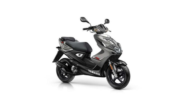 Yamaha Aerox. Credit: Yamaha