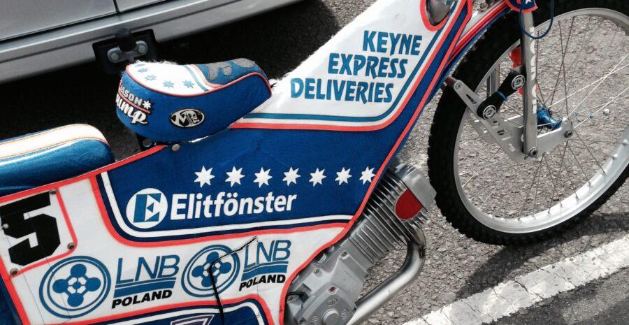 John McGuinness motorcycle