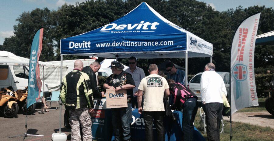 Devitt trade stand