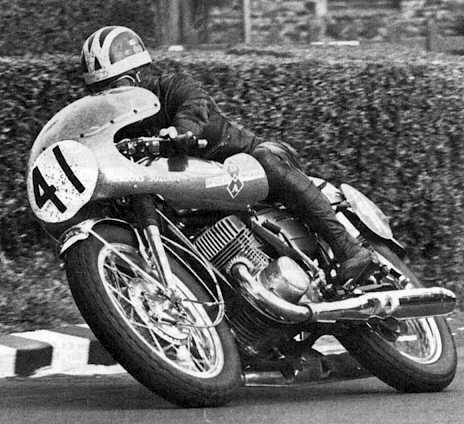 Frank Whiteway Devitt 1970 TT