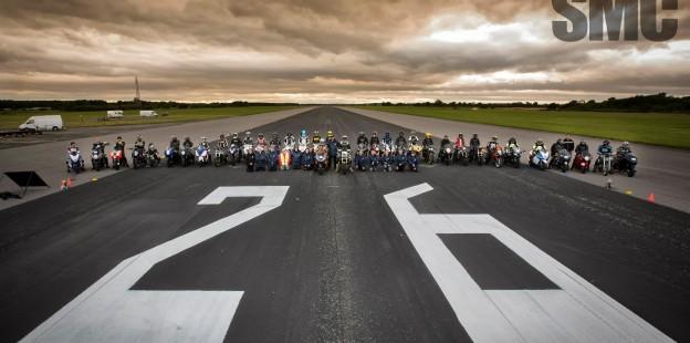 World Wheelie Competition