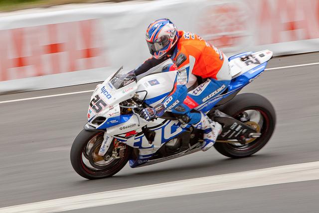 Joshua Brookes Dainese Superbike TT, 2013
