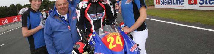 Jordan Gilbert and Team at BSB