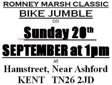 Romney Marsh Classic Jumble
