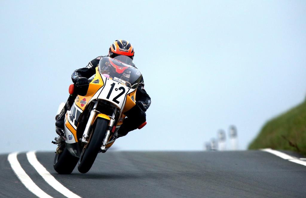 Ryan Farquhar 500cc iom classic tt race image by Stephen Davison - Pacemaker Press International
