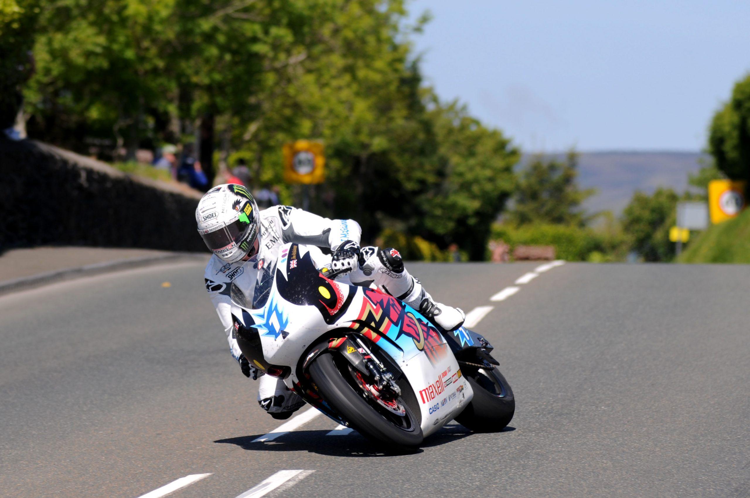 John McGuinness TT Zero 2015