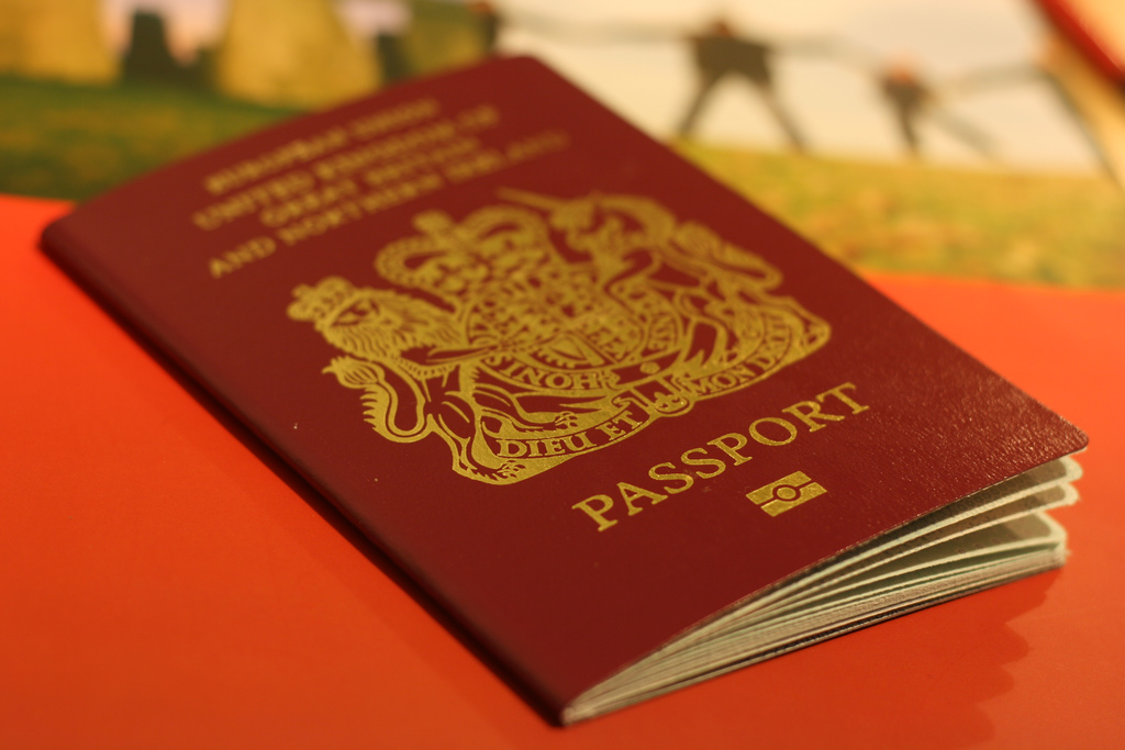 Passport Flickr Chris Fleming