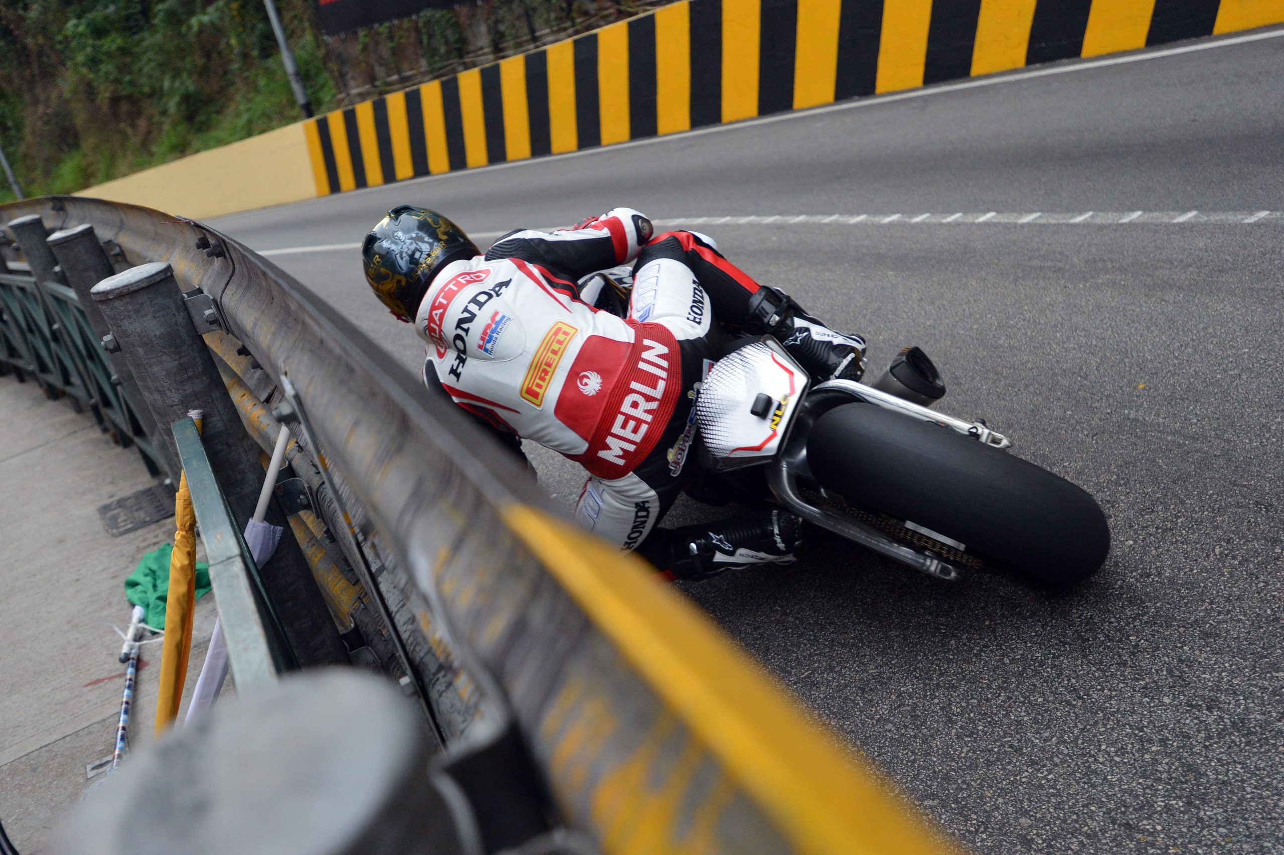 Gary Johnson - Macau image by Stephen Davison - Pacemaker Press International