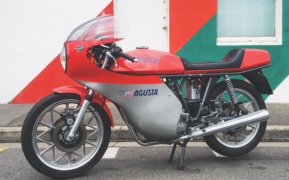 MV Agusta 400SS image from Marek on flickr
