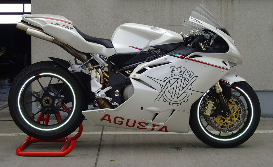 MV Agusta F4 image from Klaus Nahr on flickr