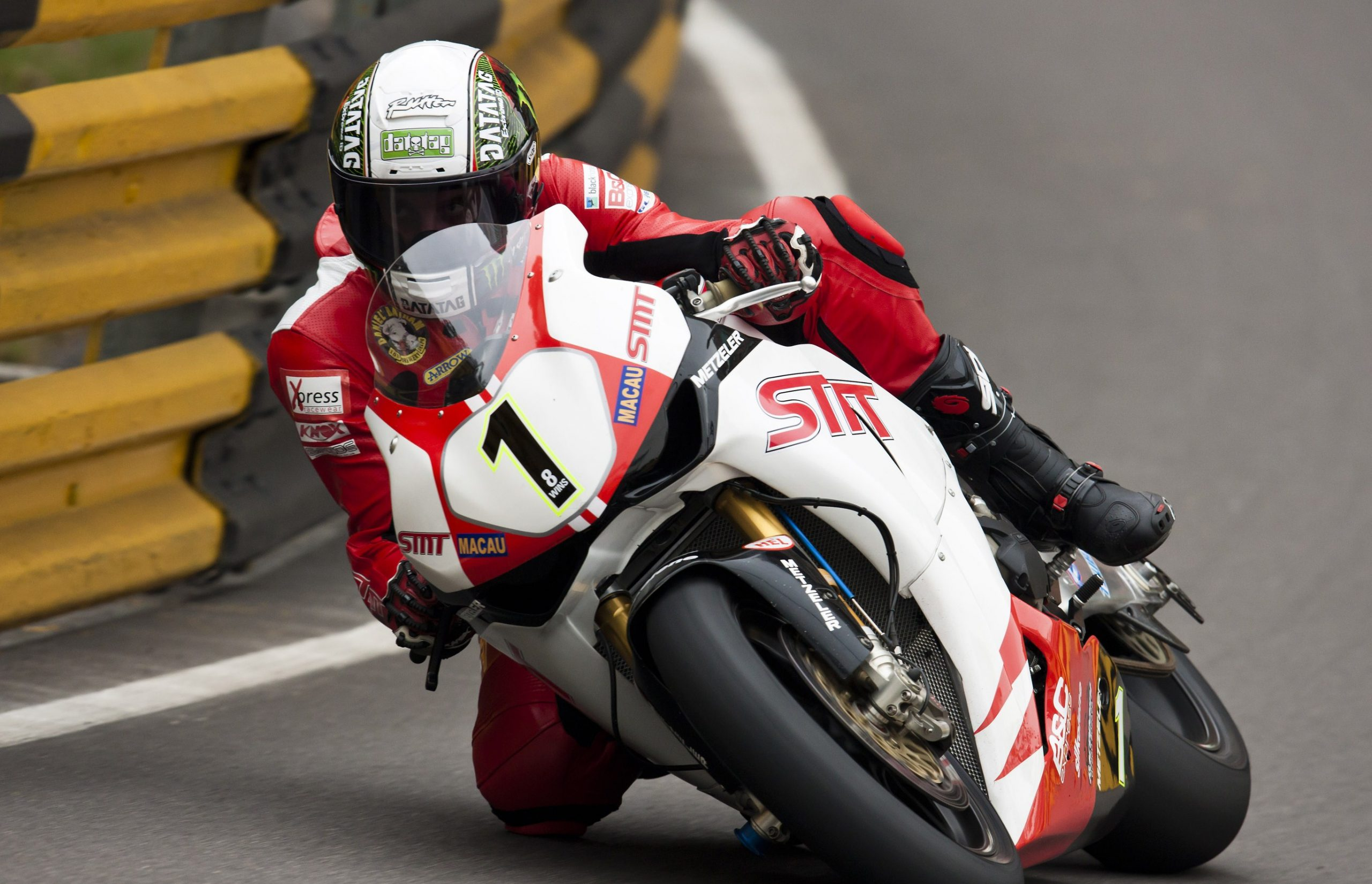 Michael Rutter - Macau 2013 image by Stephen Davison - Pacemaker Press International