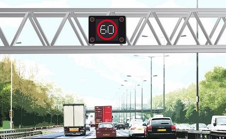 Smart motorway 3