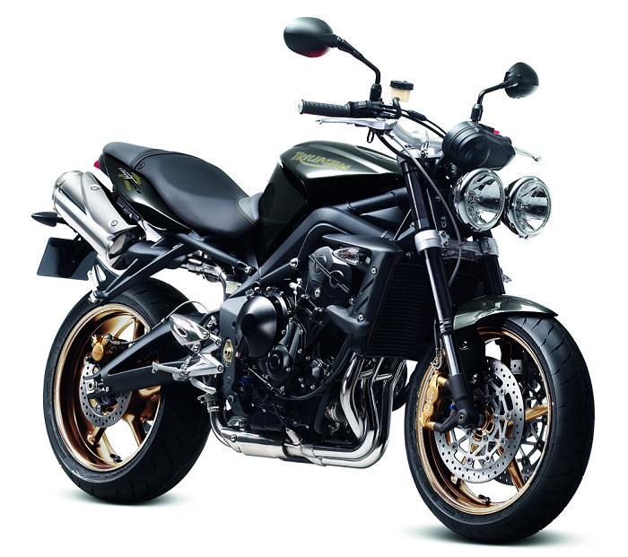 Triumph Speed Triple 675