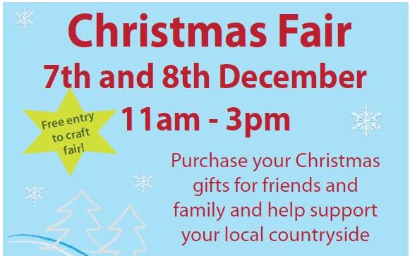 Christmas fayre rushmere