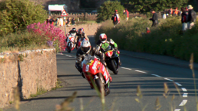 Isle of Man TT 2008 image by Jonathan Camp on flickr