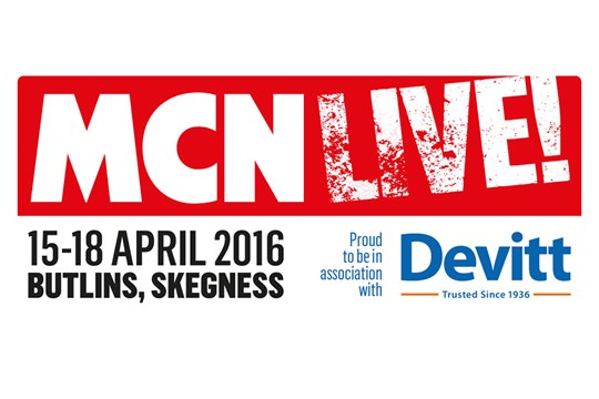 MCN live 2016