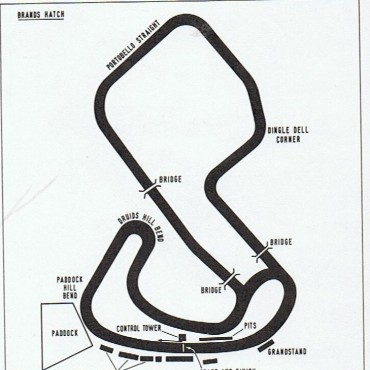 Brands Hatch GP, England
