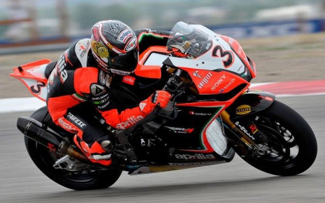 Max Biaggi. Credit: Flickr MotoGP Italia
