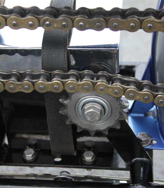 chain idler
